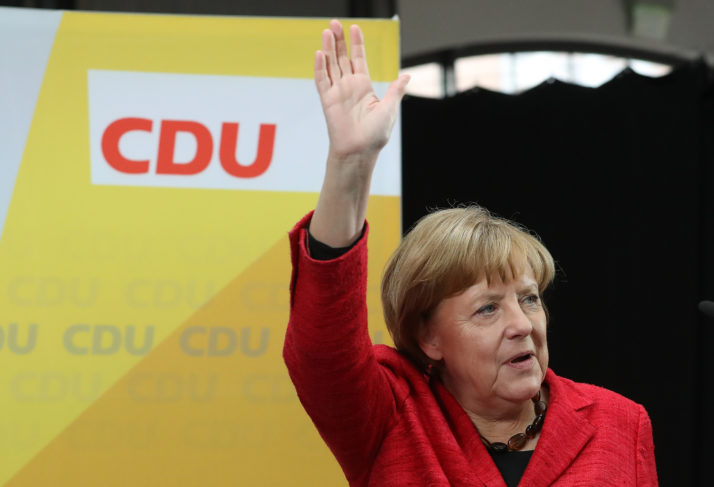 Merkel wins fourth term as nationalist AFD enters parliament