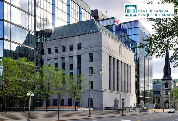 BOC leaves interest rates unchanged at 1.25% at May 2018 meeting