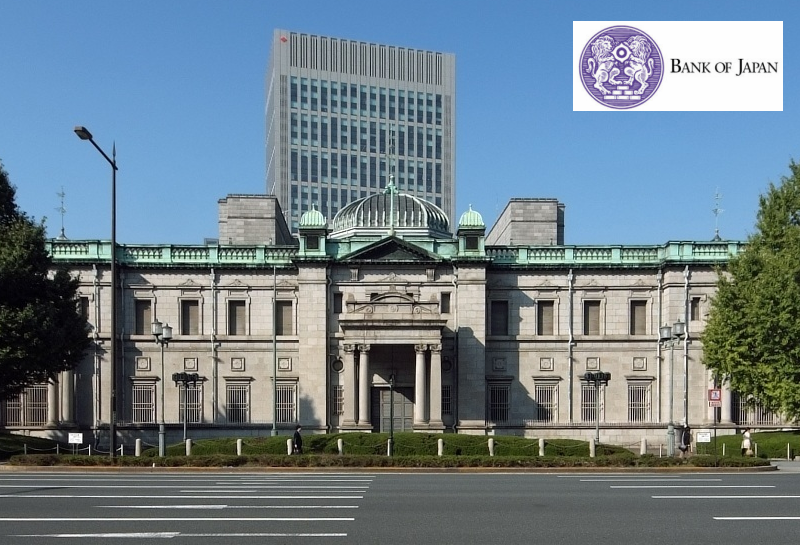 BOJ leaves monetary policy unchanged.