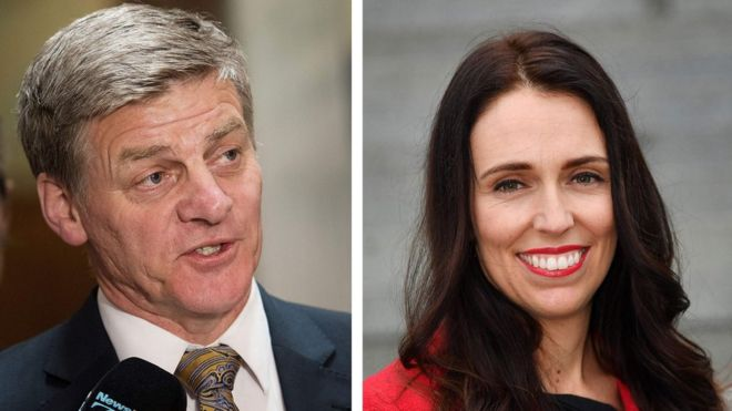 Winston Peters(NZ First) will decide who reins over New Zealand