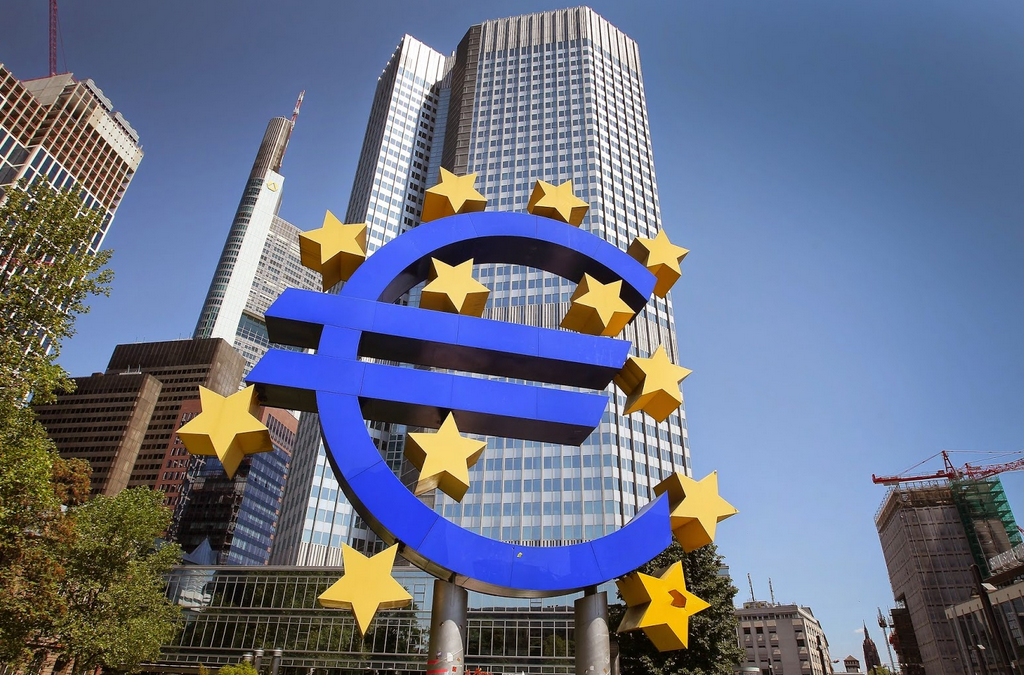 ECB leaves interest rates unchanged and confirms the end of QE