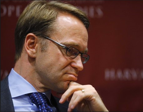 ECB Weidmann:- MonPol Normalization In EZ 'Will Take Quite Some Time'