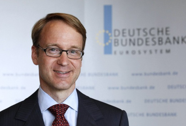 ECB's Weidmann says ECB should not miss the right moment to act on policy