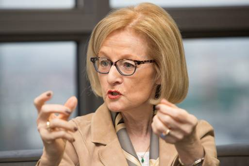 ECB's Nouy:  There Are Too Many Banks Competing For Customers