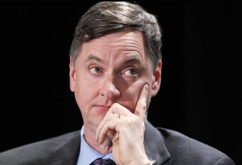 The Fed's Evans is concerned about the drop in inflation expectations