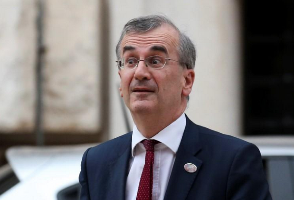 ECB's Villeroy : ECB is willing to be patient regarding inflation