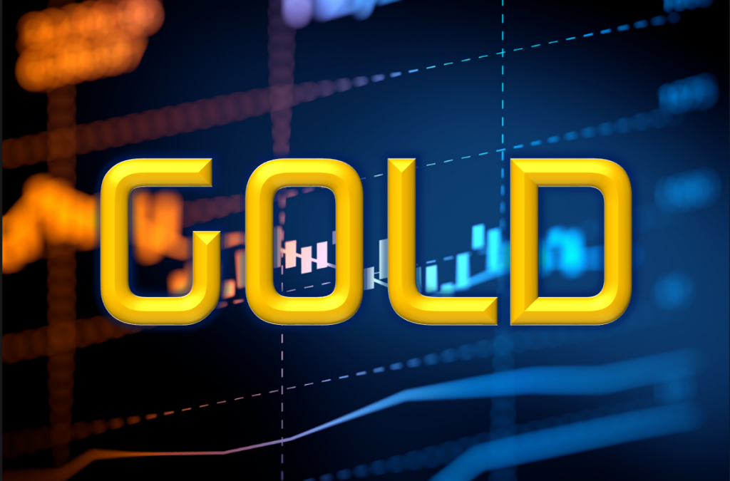 Gold still looking brightest among the safe haven flows