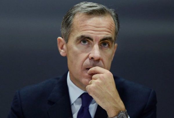 BOE's Carney: Expects inflation to peak at 3% around October