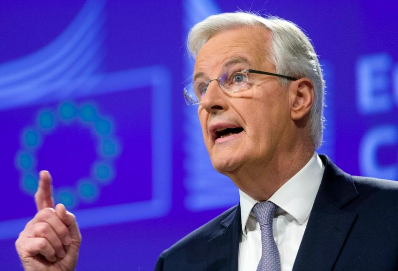 EU's Barnier: Brexit deal comes after 6 months of work