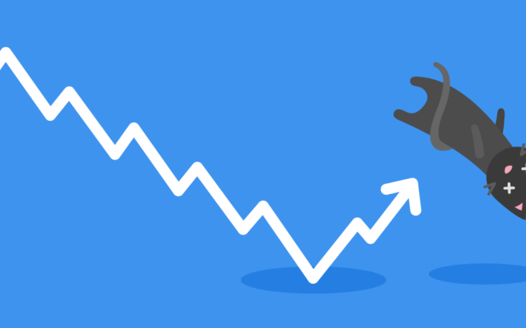 How to trade a dead-cat bounce