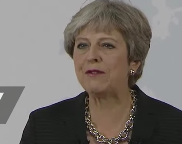 May wants to reassure Japanese firms on the Transition Period(TP)