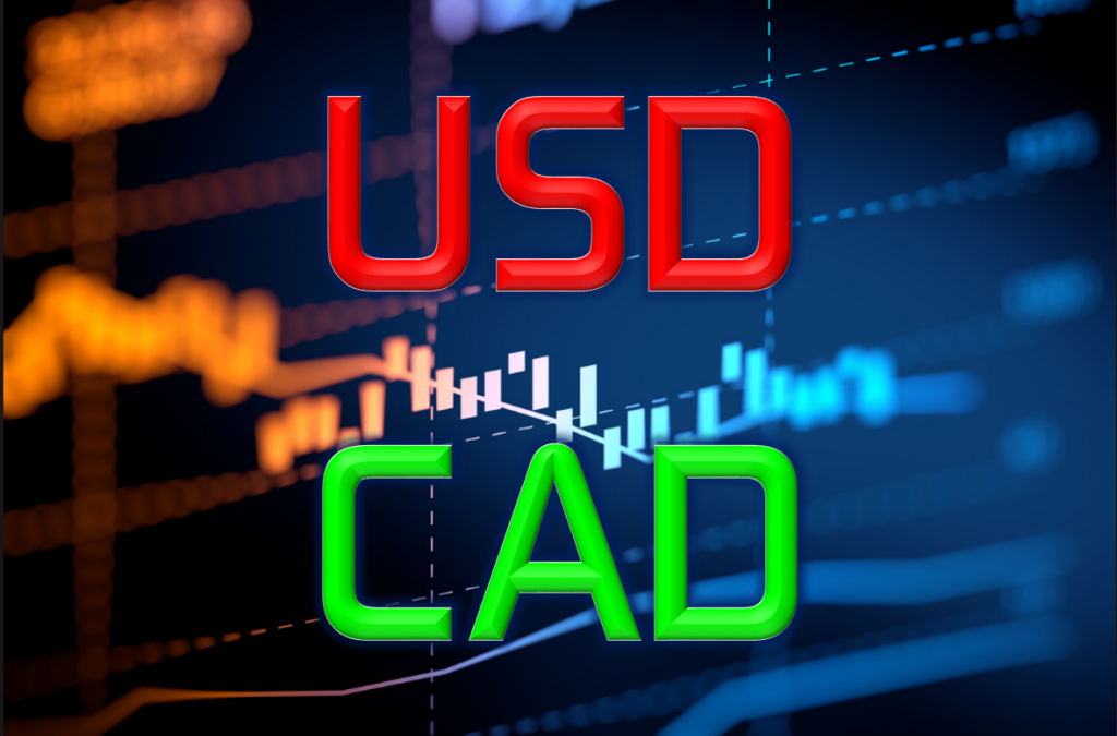 USDCAD keeps chewing through the support points