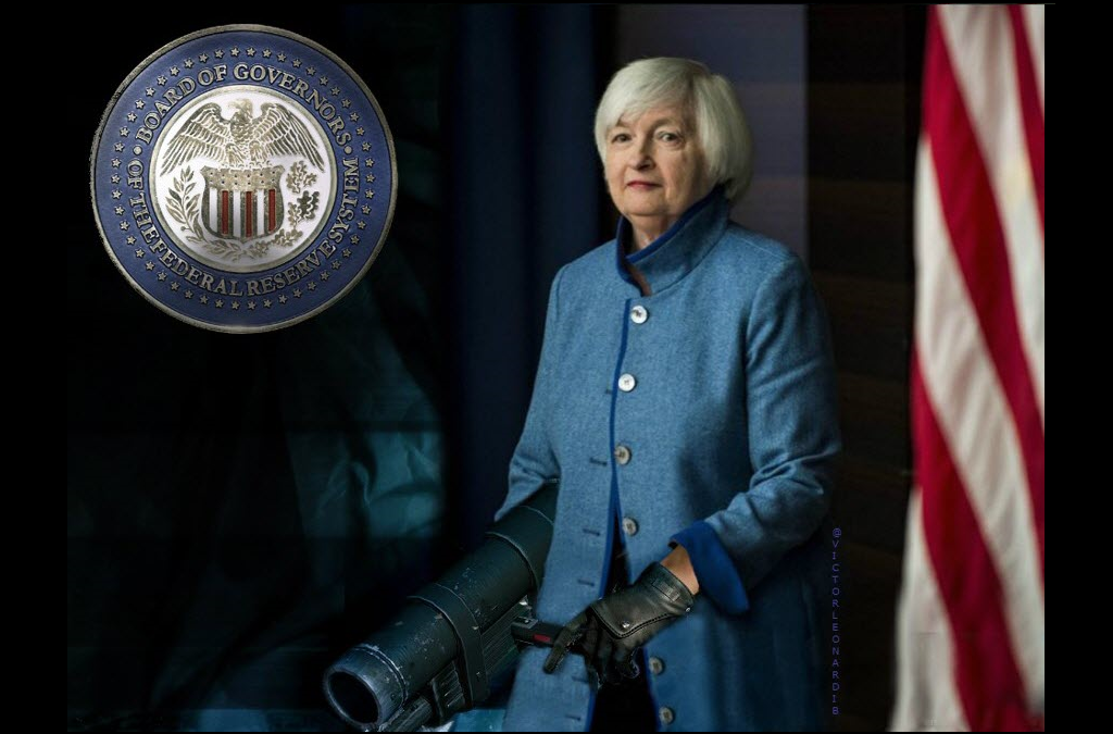 Yellen : Sees pickup in economic growth and business investment