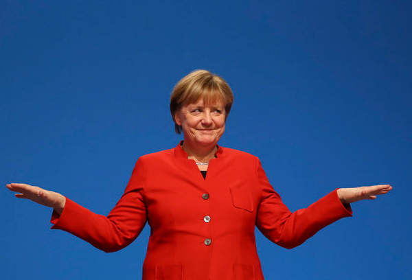EU life is on hold until Germany forms a government says Merkel