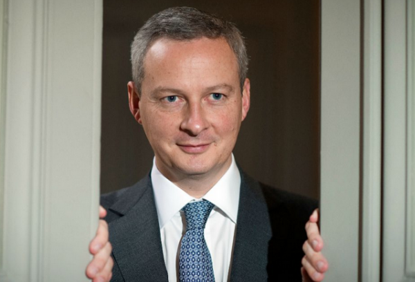 French econ minister Le Maire: Three conditions are needed for Brexit transition