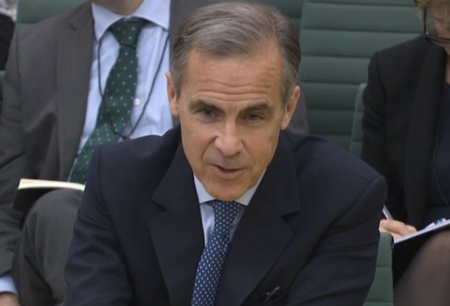 Q1 2018 is going to be crucial for financial sector contingency plans says Carney