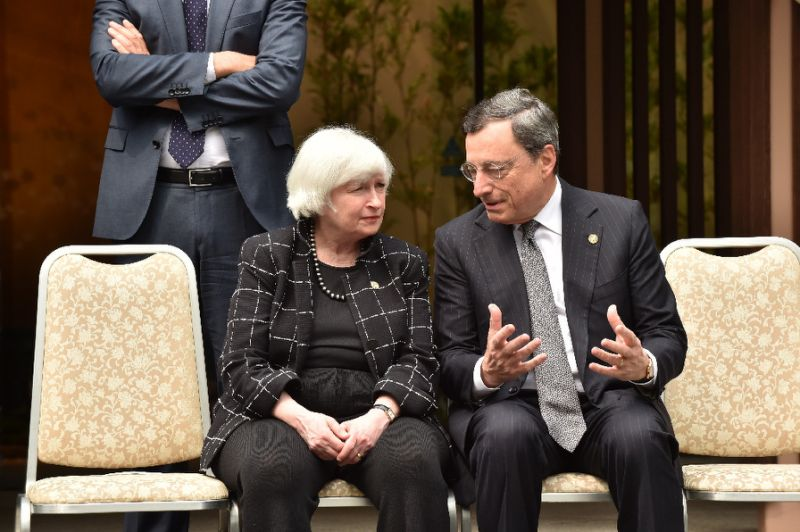 Ahead of Super Mario and Janet Yellen's mixed doubles