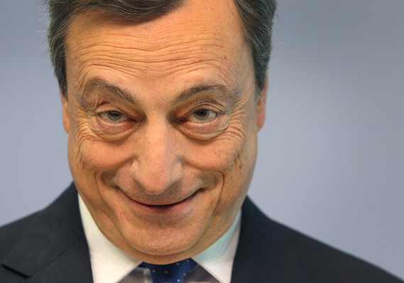 From Facebook to Face-trading – Plotting ECB's Draghi's twitches to rate hikes