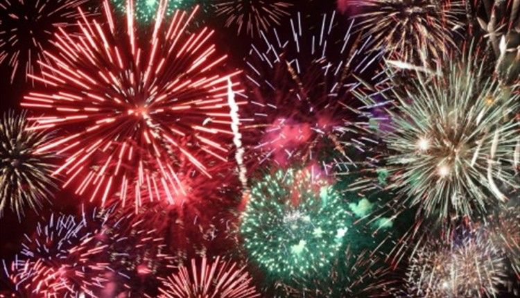 Get ready for a week of FIREWORKS