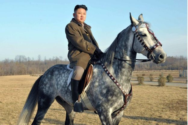 Reports that North Korea would agree denuclearising if the current regime stays in place