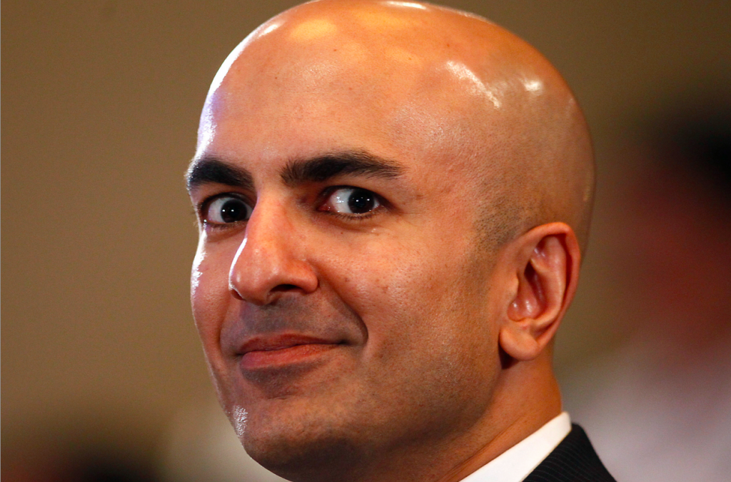 Fed's Kashkari: The main concern right now is whether inflation is going to continue to be too low