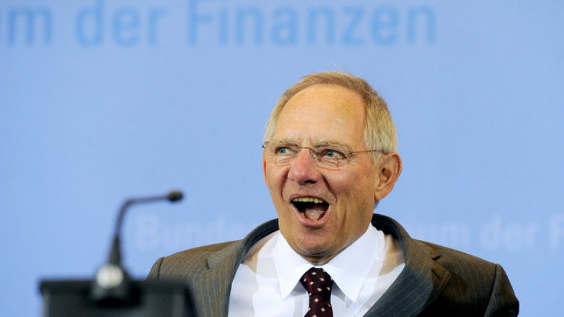 Germany's Schaeuble: Optimist Germany Will Have New Govt Formed By Christmas Break
