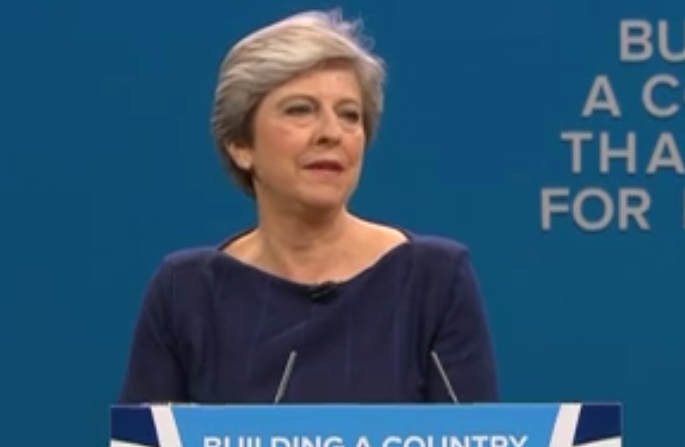 UK PM May: Is confident we will get a good Brexit deal
