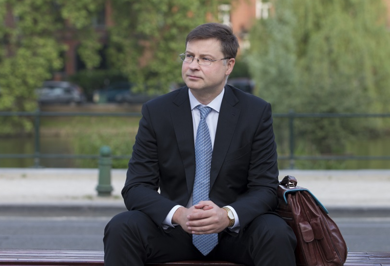 EU's Dombrovskis wants a meeting on Cryptocurrencies – Livesquawk