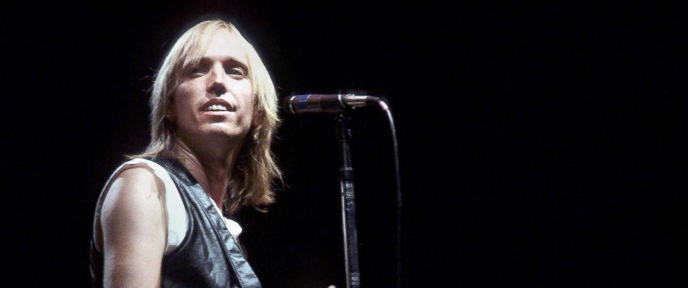 Tom Petty, age 66, leaves us RIP