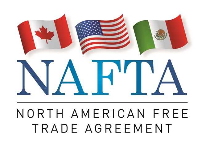 Pres Trump pushing for a preliminary NAFTA deal