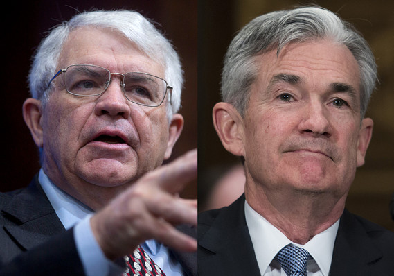 The FED Chair: Powell( well 99.9%) but who else?