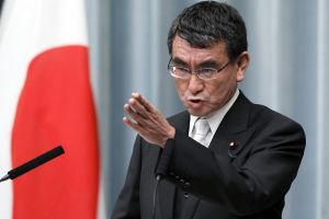 Japan Foreign Min Taro Kono: North Korea is not ready to commit to a dialogue