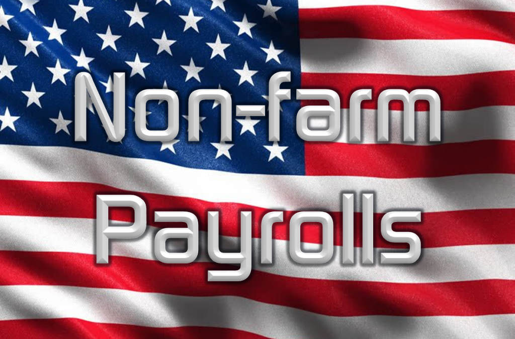 US non-farm payrolls September 2018 134k vs 185k exp