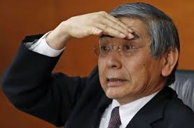 What are you seeing Kuroda-san for your next BOJ meeting on 31st July?