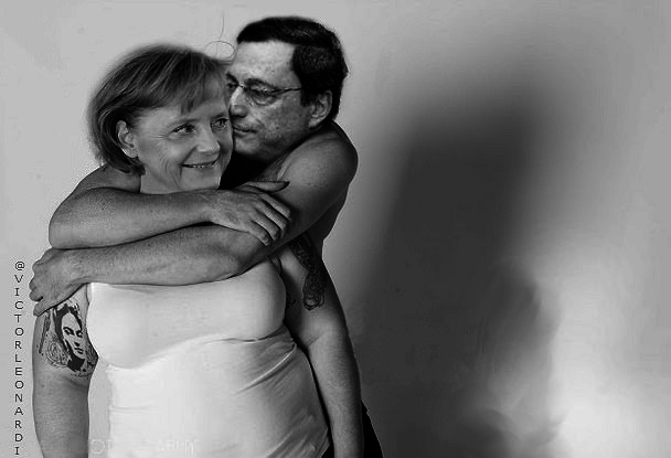The Fed thought Mario Draghi pandered to the Germans as he took charge of the ECB