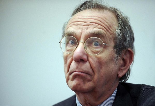 Italy's Padoan says he's available as a candidate for the Italian election