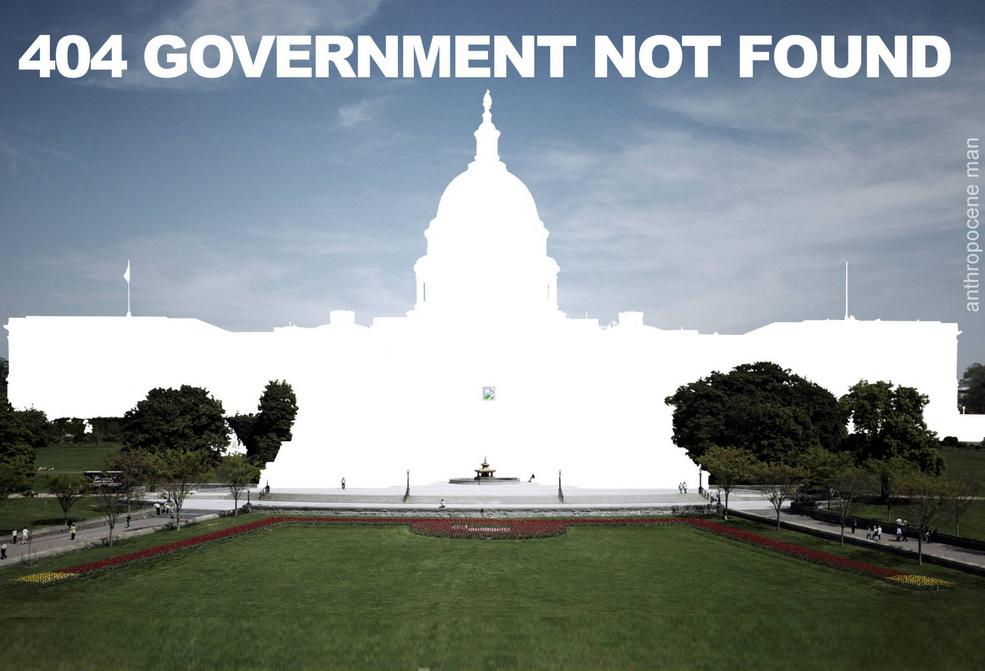 US Government shutdown 2018