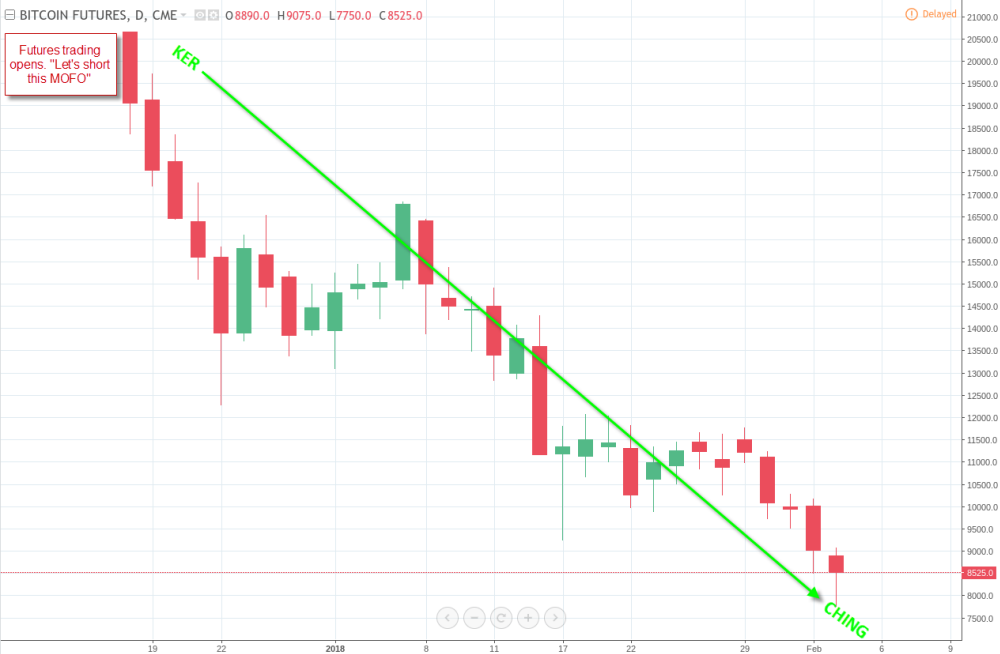 Bitcoins futures dicken bettinger three principles of udl