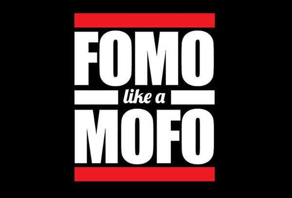 Are we seeing cryptocurrency FOMO or just plain old fear?
