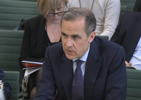 BOE hit squad keep to the rate hike rhetoric in Treasury Select hearing