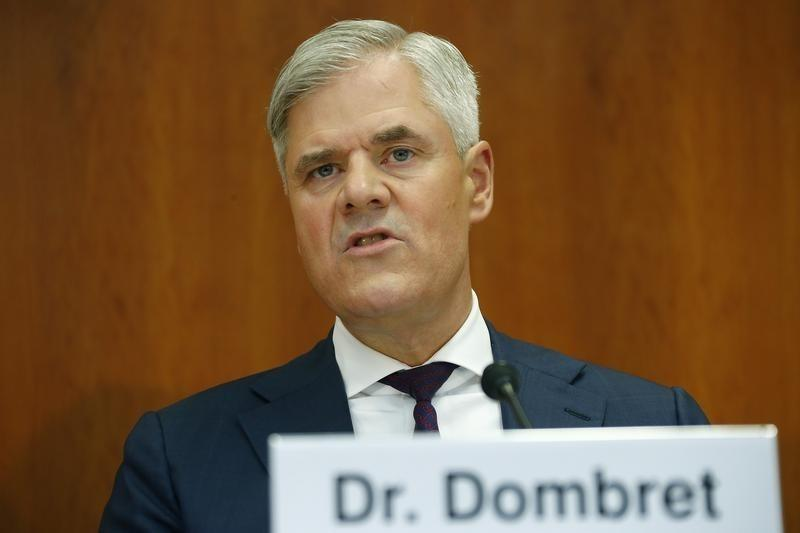 Bundesbank Dombret:A 'No Deal' On Financial Services Between UK And EU Is A Realistic Outcome