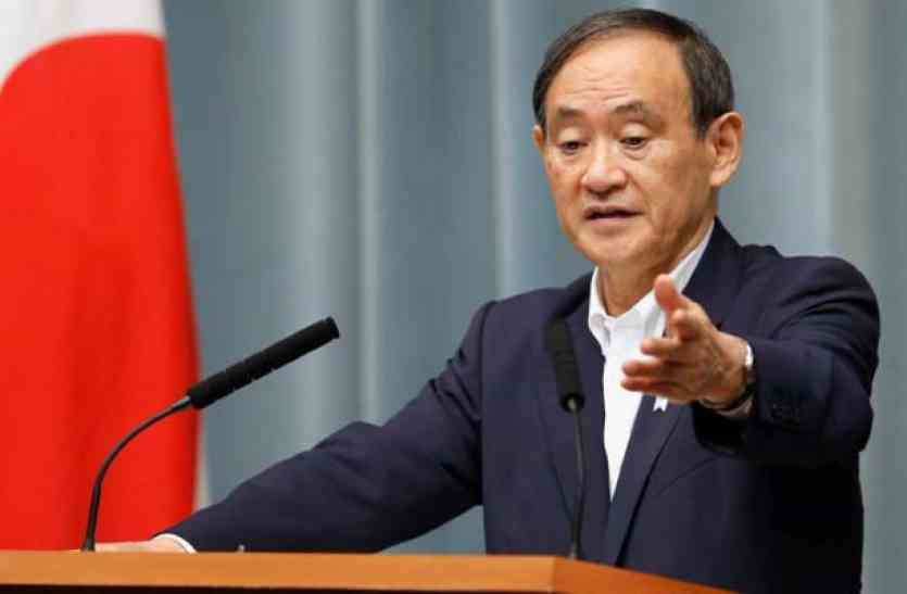 Japan Chief Cabinet Sec Suga:Watching Forex Market Cautiously