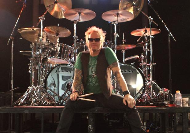 Cryptocurrencies rock for former Guns N' Roses drummer Sorum