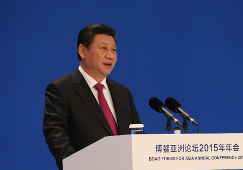 China Pres XI  at Boao conference – Cold war mentality is out of place
