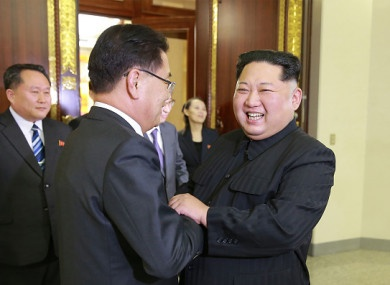 Denuclearisation and fine dining at the Korean summit