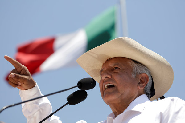 Mexican elections: Obrador doesn't give in to Nafta sirens on last TV debate