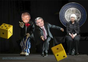 Trump vs Powell
