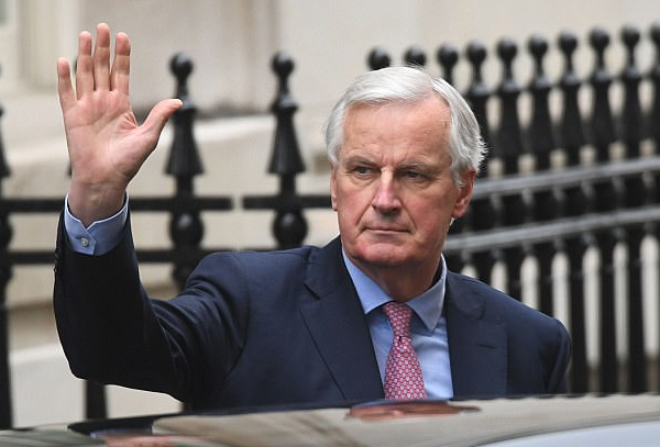 Is this the end of the road for EU's Barnier in the Brexit story?