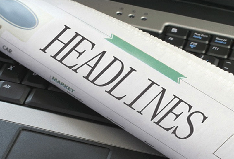 What's the best way to trade headlines?