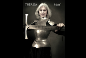 Theresa May heads to Brussels